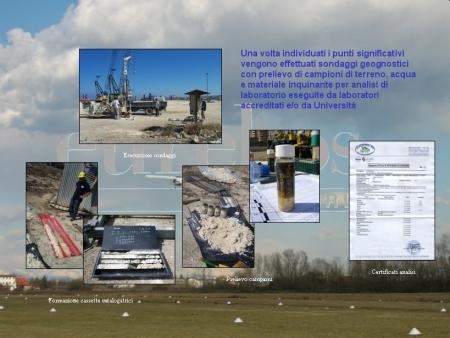 [Caratterizzazione siti inquinati / Characterization of contaminated sites ]
